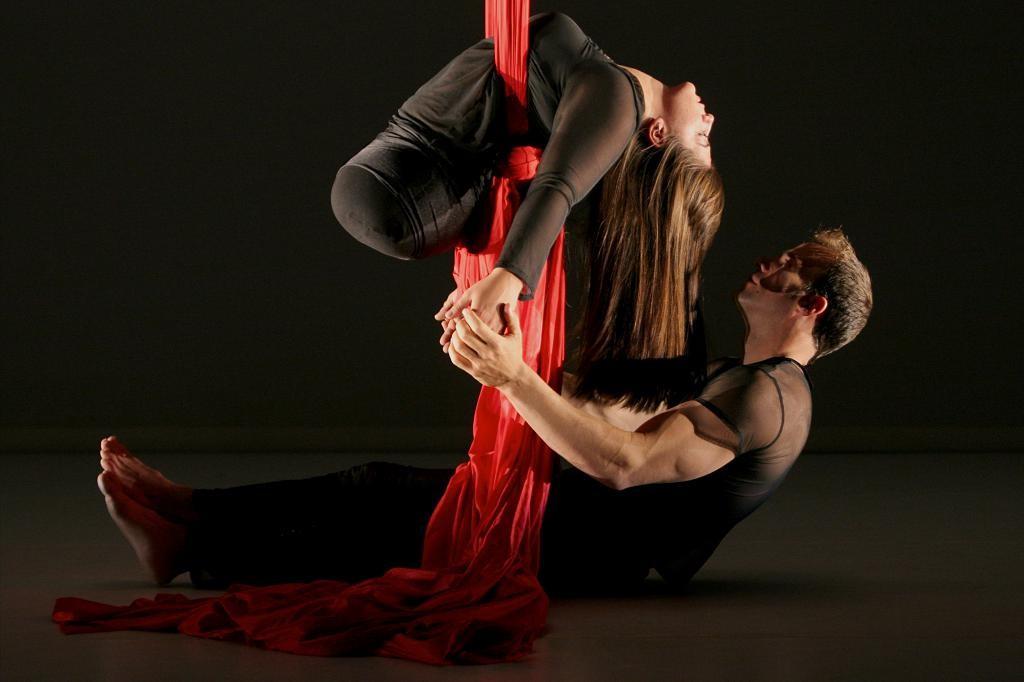 Heidi Latsky Dance - The Gimp Project