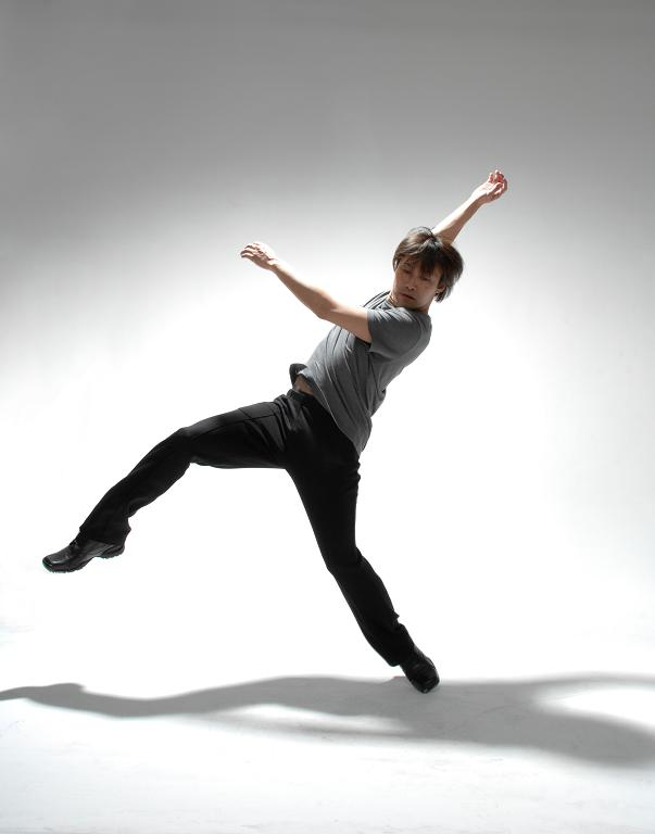Takehiro Ueyama of TAKE DancePhoto by Quinn Batson